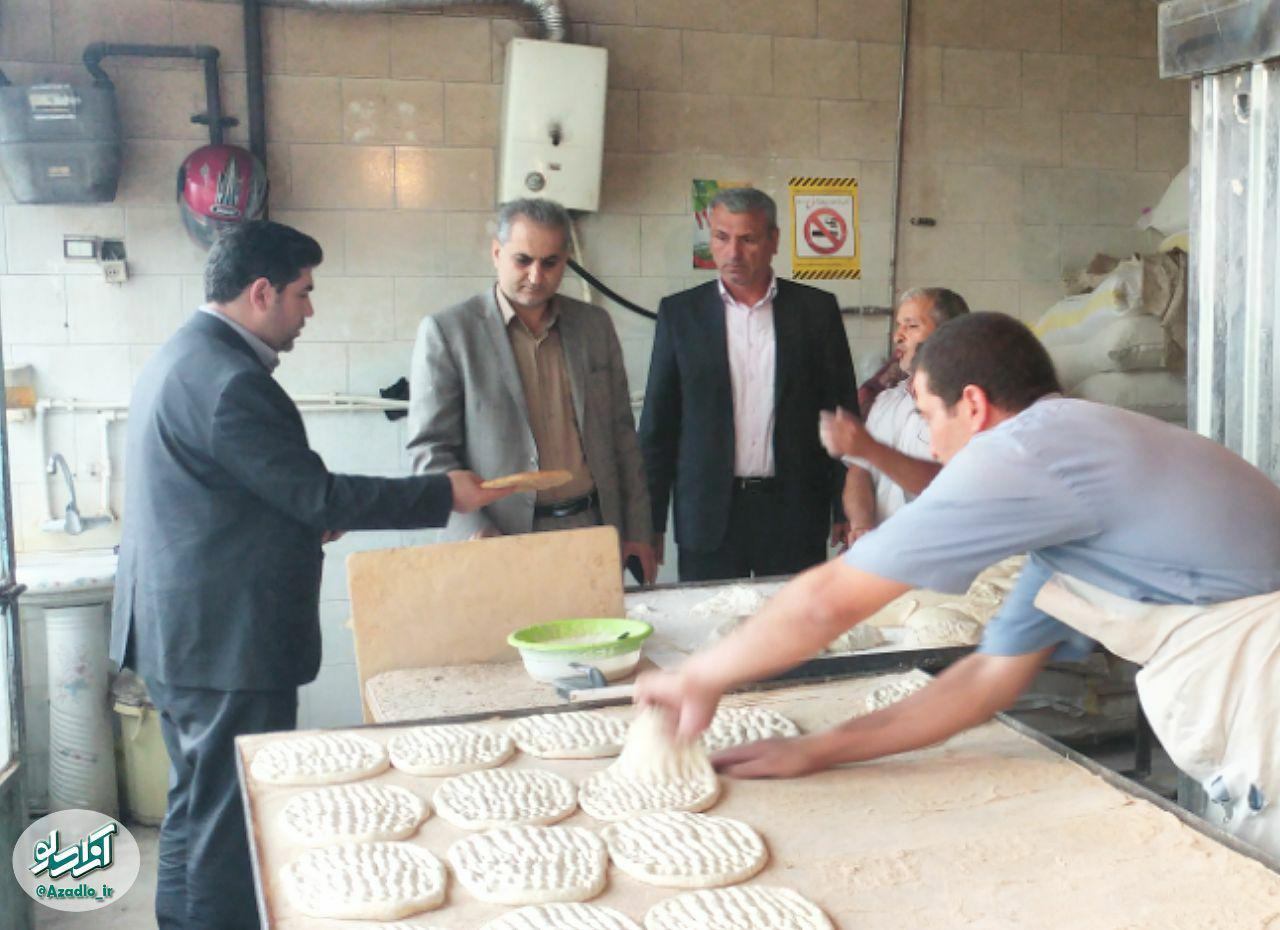 نظارت بر نانواییهای گرمی افزایش مییابد