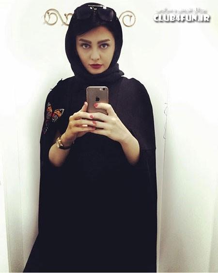 سلفی پرویی سیما خضرآبادی