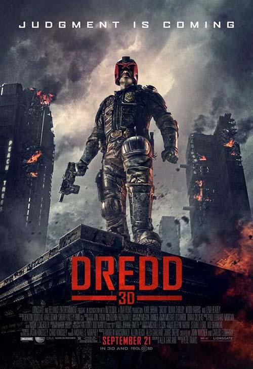 دانلود فیلم Dredd 2012