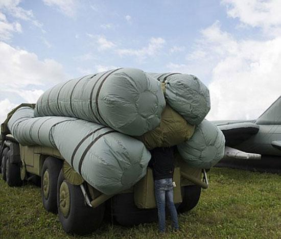 :: تجهیزات بادی پیشرفته نظامی!!!  ::