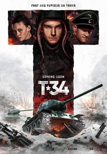 دانلود فیلم T 34 2018