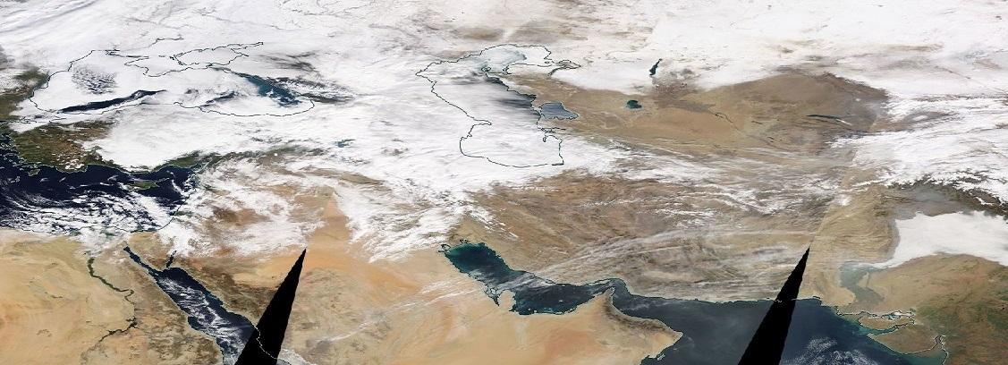 ماهواره هواشناسی