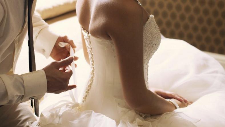 آداب و رسوم غلط در شب زفاف