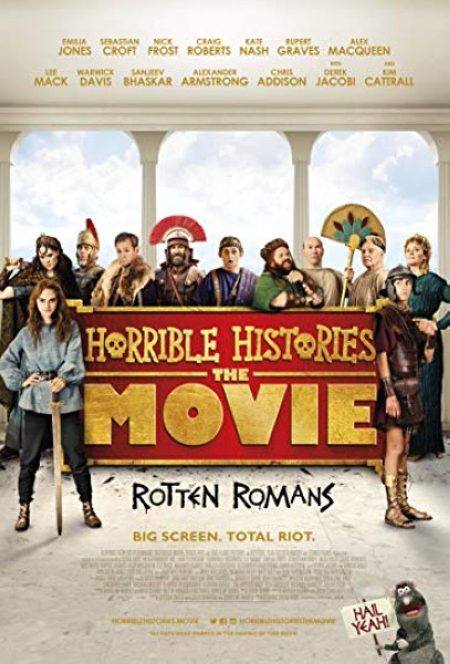 دانلود فیلم Horrible Histories: The Movie - Rotten Romans 2019