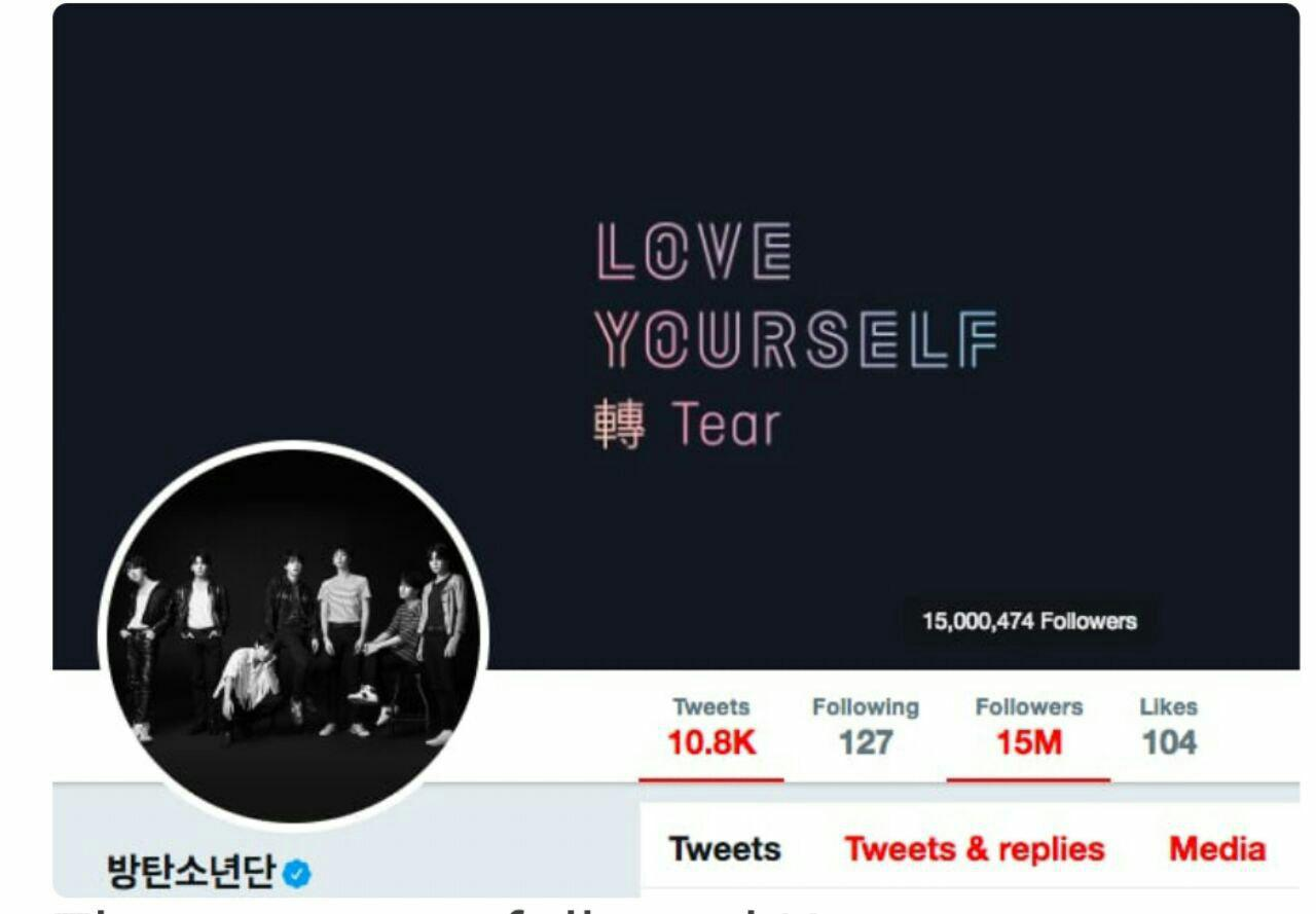 j9mc photo 2018 05 30 19 51 15 - BTS's Twitter Vecomes First koream Account To Reach 15 Milion Flolowers