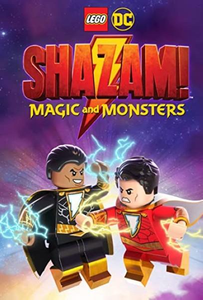 دانلود انیمیشن LEGO DC: Shazam - Magic & Monsters