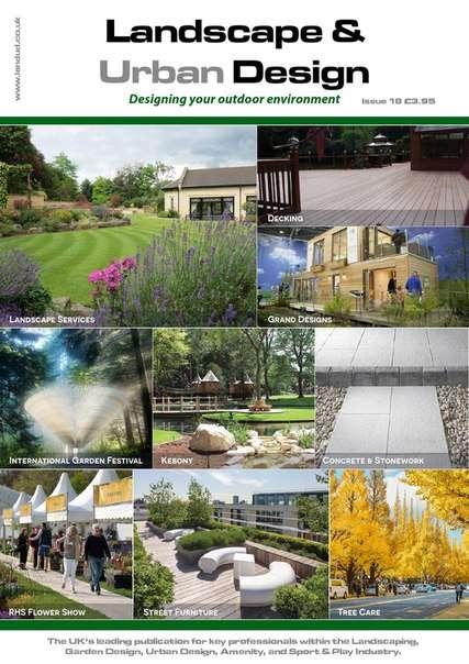 مجله طراحی فضای باز و فضای شهری