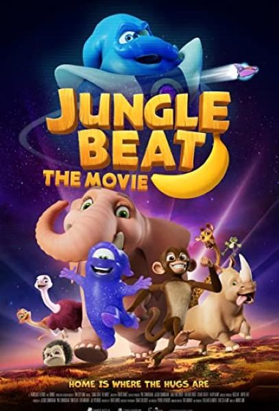 دانلود فیلم Jungle Beat: The Movie 2020