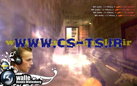 دانلود کانفیگ Walle config برای کانتر1.6