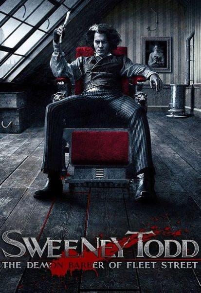 دانلود فیلم Sweeney Todd: The Demon Barber of Fleet Street 2007