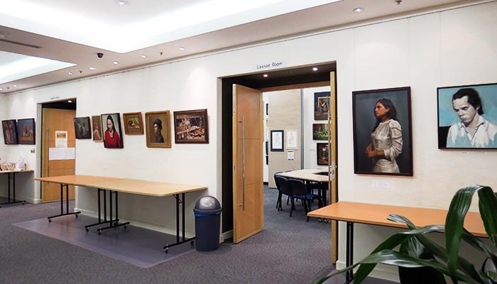 نمایشگاه,غرفه آرایی هنری نمایشگاه