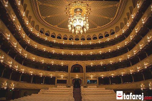 سالن اپرای تفلیس