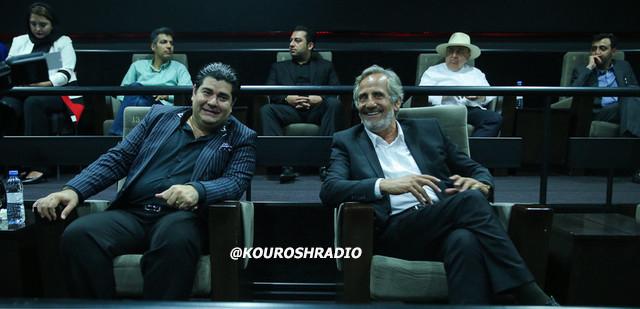 بزرگترین اکران خصوصی تاریخ سینمای ایران در پردیس کورش