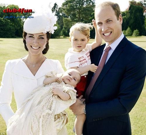 نوزاد جدید خانواده سلطنتی بریتانیا
