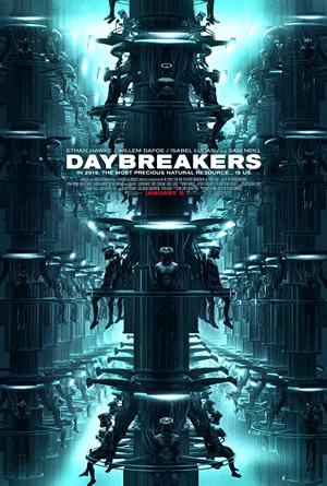 دانلود رایگان فیلم ترسناک Daybreakers 2009