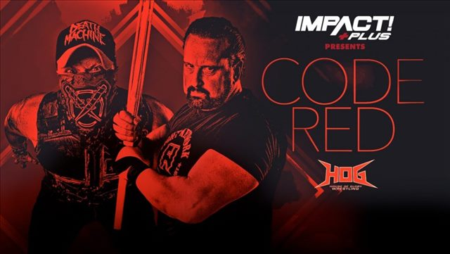 iMPACT Wrestling Code Red 2019