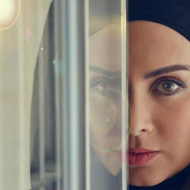 2 عکس جدید از مریم خدارحمی در خرداد 94