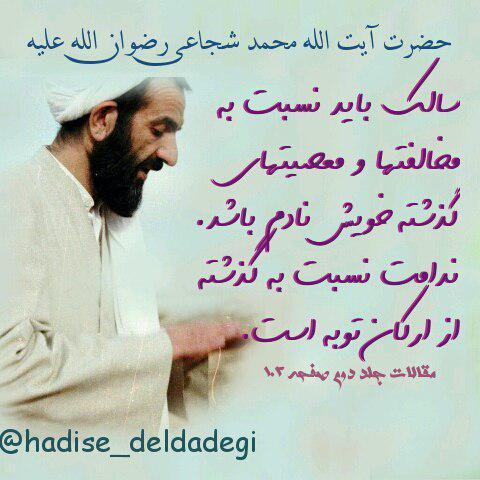 آیت الله محمد شجاعی