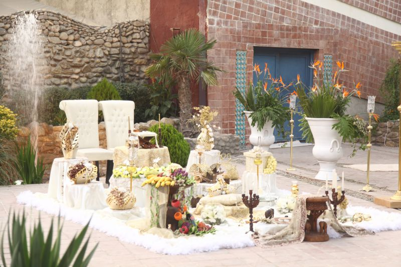 باغ عروسی در فیروز بهرام