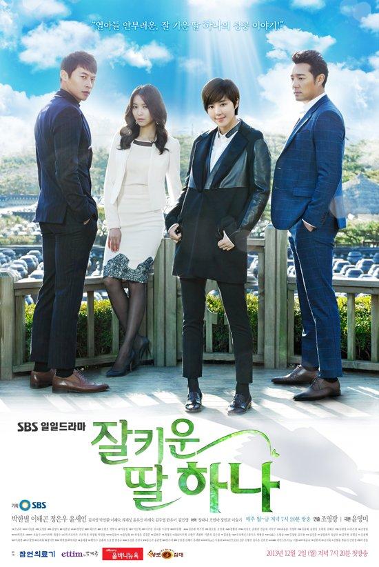 دانلود سریال کره ای دختری که خوب بزرگ شده A Well Grown Daughter با زیرنویس فارسی و انگلیسی کامل