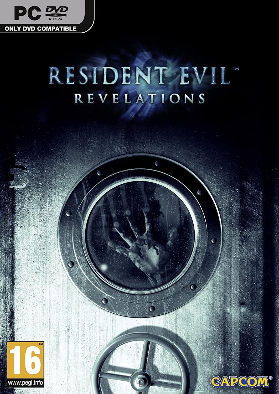 دانلود بازی Resident Evil: Revelations برای PC