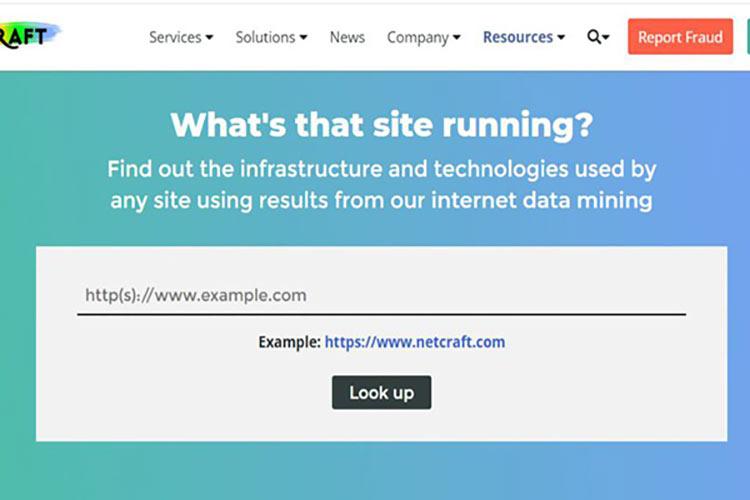 تشخیص سیستم مدیریت محتوای سایت