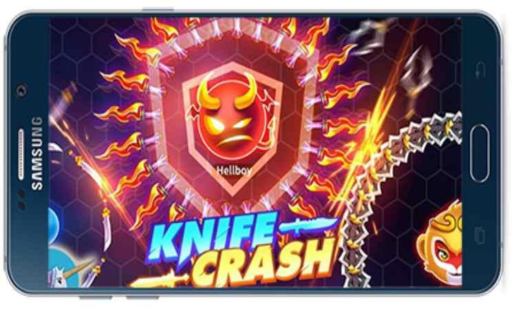 Knives Crash