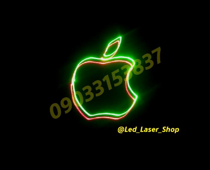 طراحی لوگو برای لیزر تبلیغاتی