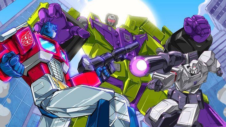 transformers-devastation PLATINUM GAMES