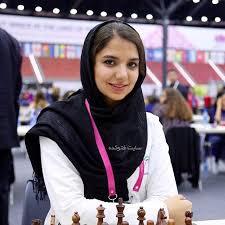 ساراخادم الشریعه در جمع 20 بانوی شطرنج باز برتر جهان