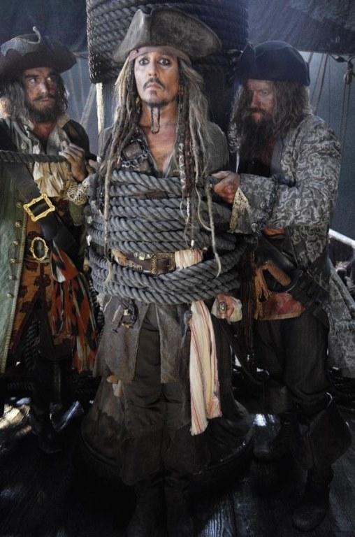 بازگشت جانی دپ به جمع دزدان دریایی کاراییب