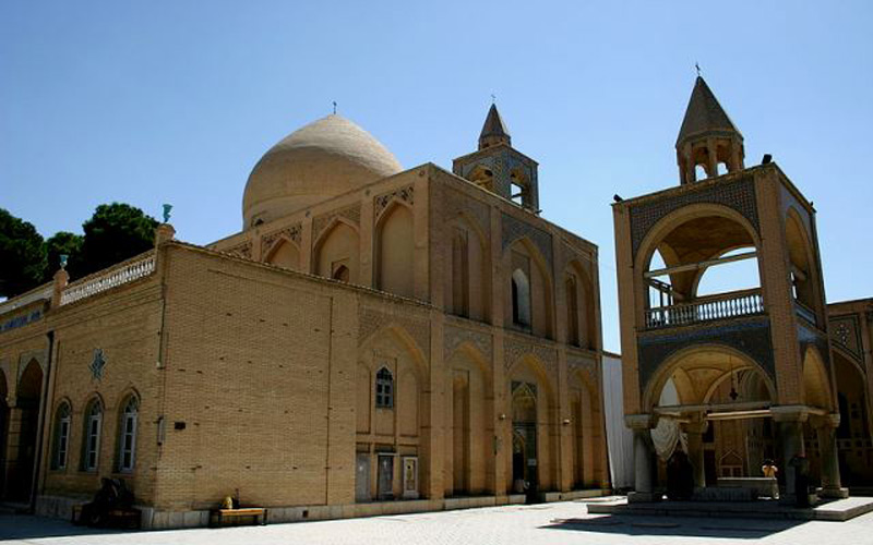 نگین جلفای اصفهان؛ کلیسای  وانک