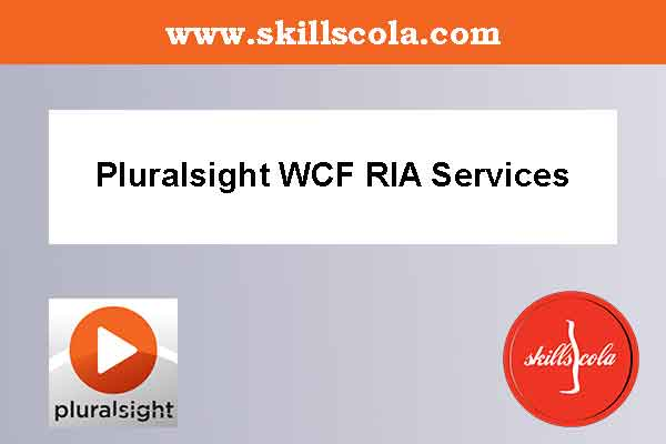 Pluralsight WCF RIA Services