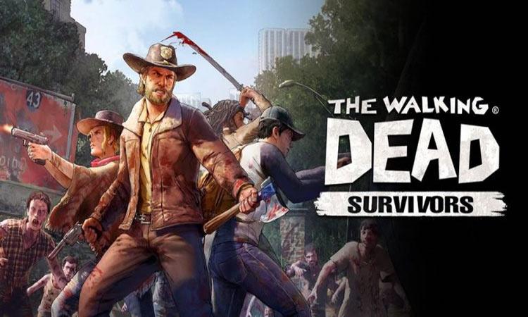 بازی The Walking Dead: Survivors