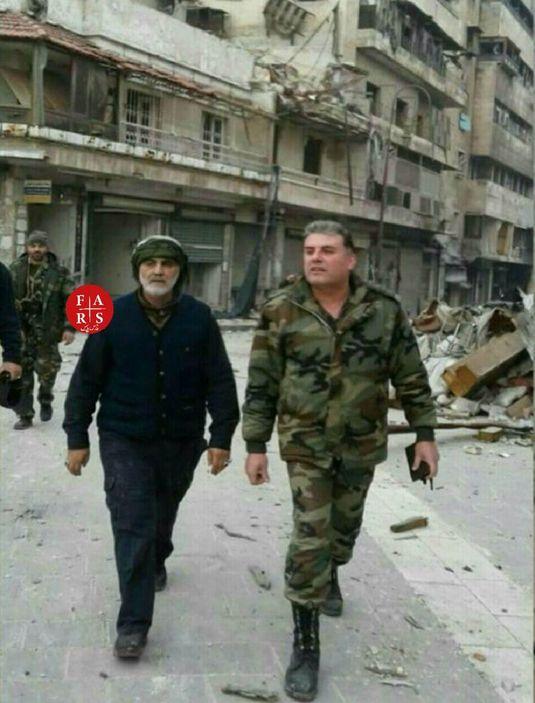 درود خدا بر آزاد کنندگان شهر حلب