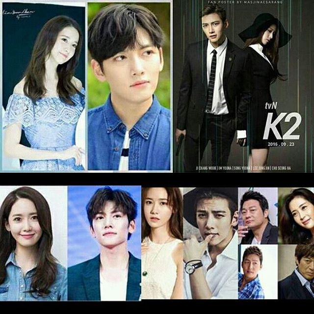 دانلود سریال کره ای کی تو - K2 2016 - با زیرنویس فارسی سریال از اورمیا