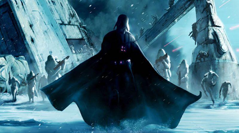 تا Star Wars: Battlefront دانلود میشود، در نقش Darth Vader بازی کنید!