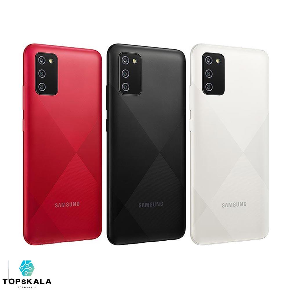 گوشی موبایل سامسونگ مدل Samsung Galaxy A02s دو سیم کارت ظرفیت 32 گیگابایت / Samsung Galaxy A02s SM-A025F/DS Dual SIM 32GB Mobile Phone