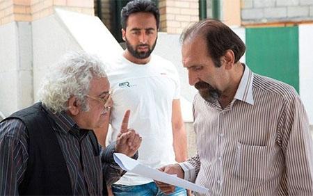 سریال جدید ماه تی تی با بازی رضا عطاران و مهناز افشار