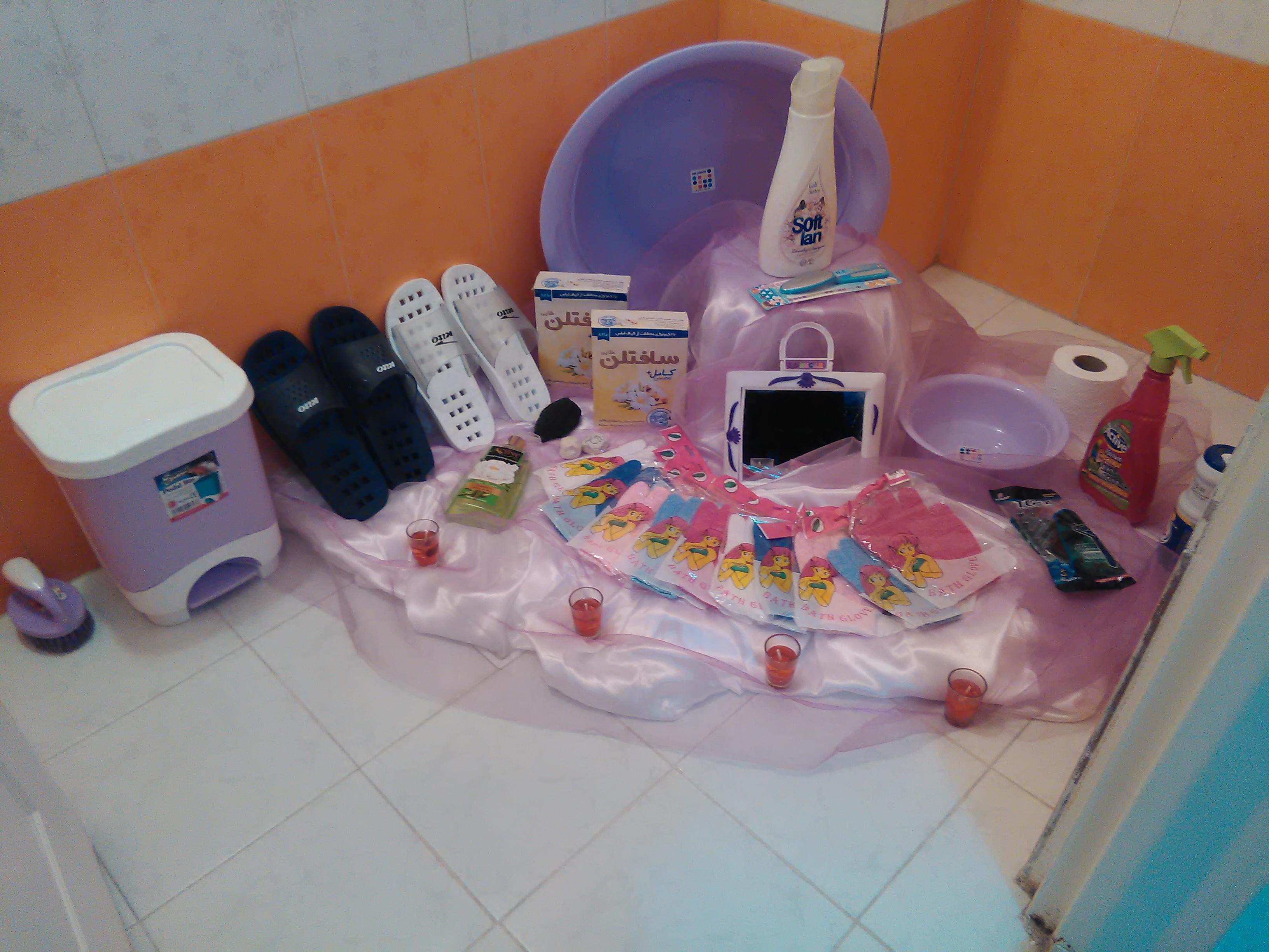 [تصویر: عکس دکوراسیون حمام خونه خودمون]