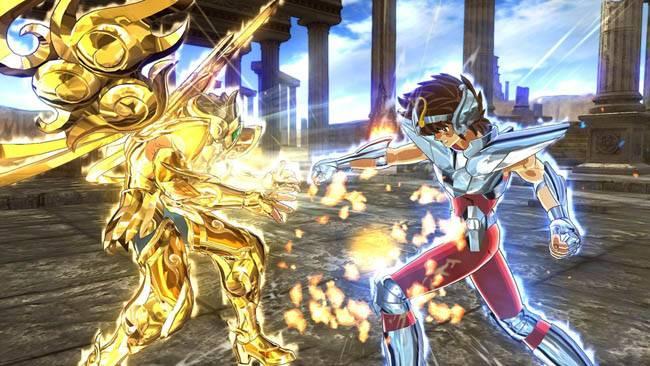 تاریخ عرضه Saint Seiya: Soldiers' Soul برای رایانههای شخصی مشخص شد