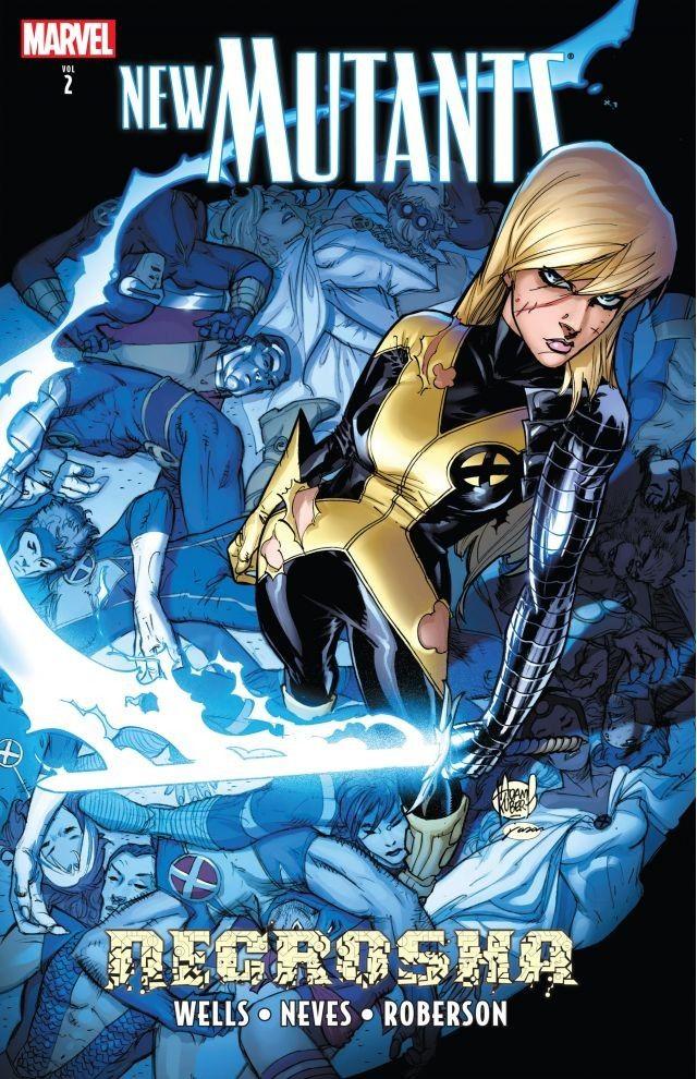 كميك new mutants