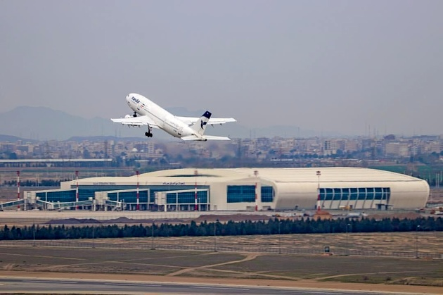 95 درصد جا به جایی مسافران در فرودگاه امام خمینی کاهش پیدا کرده است