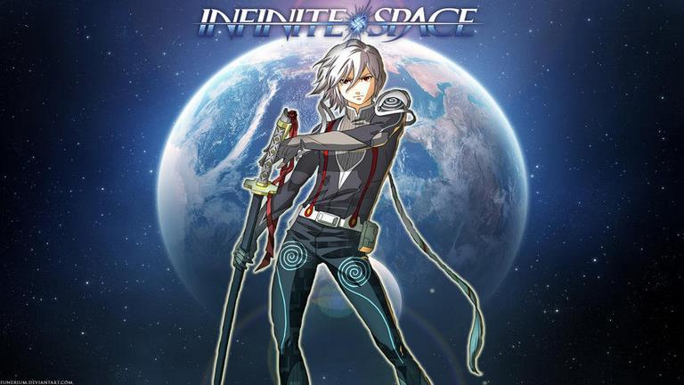 INFINTE SPACE PLATINUM GAMES