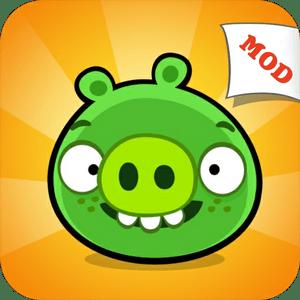 دانلود Bad Piggies HD 2.3.6 - بازی جذاب خوک های بد اندروید + مود