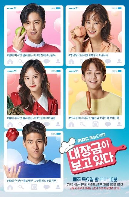 دانلود سریال کره ای یانگوم داره نگاه میکنه - Dae Jang Geum is Watching 2018 - با زیرنویس فارسی و کامل سریال
