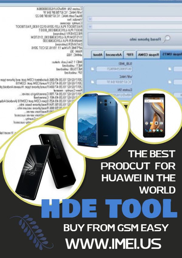 HDE Tool VERSION 1.0.0237.1 Released Add New List Models