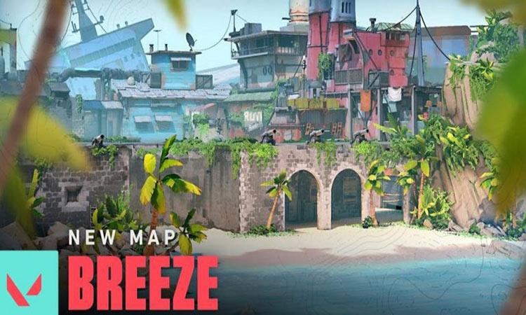 نقشهی Breeze