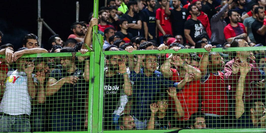 گزارش ویژه؛ افزایش تماشاگران لیگ برتر با صعود نساجی