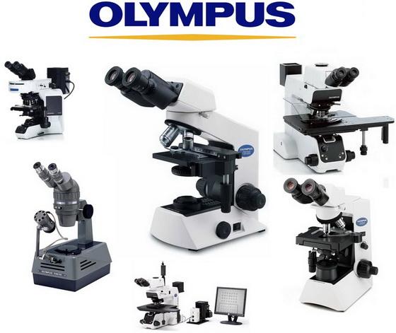 میکروسکوپ آزمایشگاهی olympus